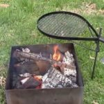 The Camping Snowshoe Grill Review