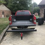 truck bed extention