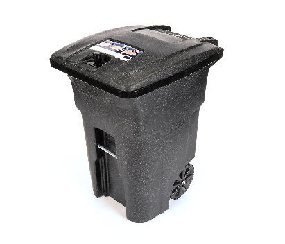 Bear Proof Trash Can with Locking Lid